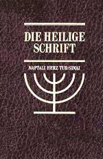 Jüdische Heilige Schrift