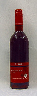 Tishbi - Vineyards Red Muscat (Kiddush)