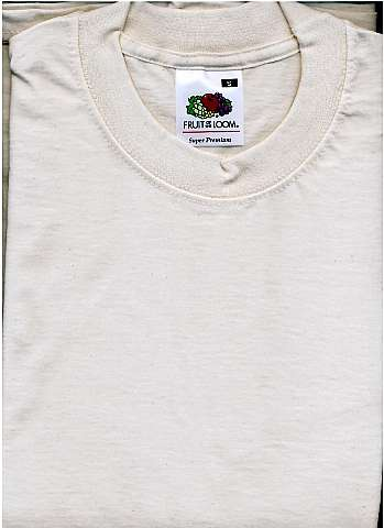 T-Shirt - Fruit of the Loom