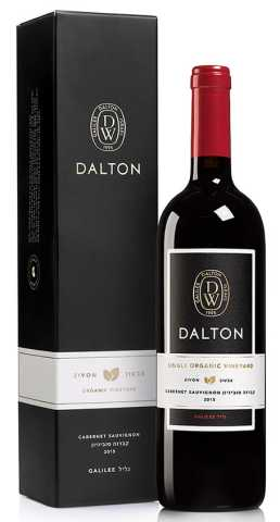 Dalton - Reserve Cabernet Sauvignon Single Vineyard Zivon